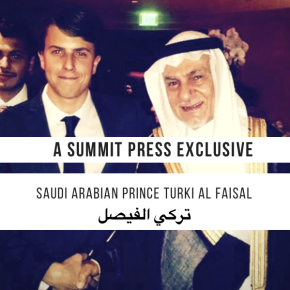 Meeting A Saudi Prince -SUMMITEXCLUSIVE
