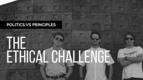 Politics Vs. Principles – MyStory