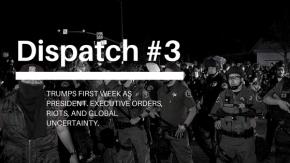 Dispatch #3 – A NewAmerica
