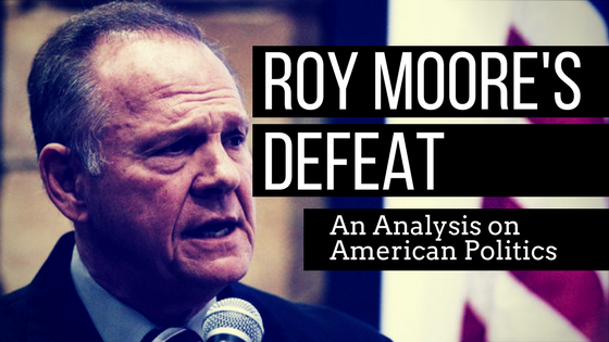 Roy Moore's Defeat – An Analysis on American Politics ...